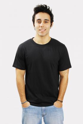 Camiseta com Gola Redonda